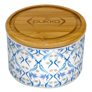 "Pukka Tee Caddy ""Feel New"""