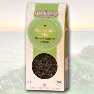 Peppermint Mix Hari Tea organic, 25 g (loose)