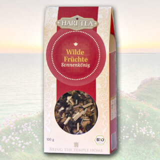 Wild Fruits Hari Tea bio, 100 g (en vrac)