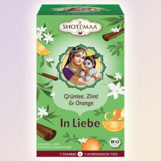 Loving Shoti Maa Tea organic, 16 teabags