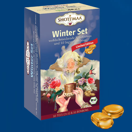 Shoti Maa Winter Set Bio, 70,8 g