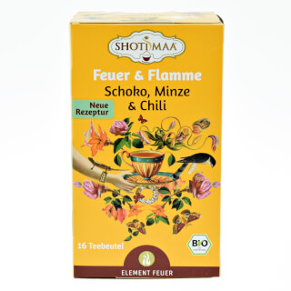 Purity Flame Shoti Maa Tea organic, 16 teabags