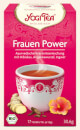 Frauen Power Tee Yogi Tea Bio, 17 Teebeutel