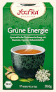 Green Energy Yogi Tea organic, 17 teabags