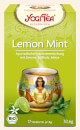 Lime Mint Yogi Tea organic, 17 teabags