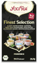Finest Selection Yogi Tea Bio, 9 x 2 Teebeutel