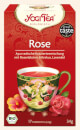 Rose Yogi Tea organic, 17 teabags
