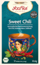 Sweet Chili Yogi Tea organic, 17 teabags