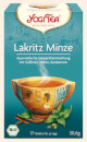 Licorice Mint Yogi Tea organic, 17 teabags