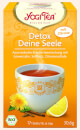 Detox with Lemon Yogi Tea organic, 17 teabags