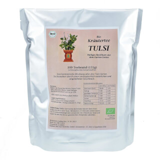 Tulsi Original Herbal Tea bio, 100 bolsitas (155 g)