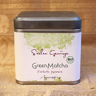 Green Matcha organic, 50 g Powder