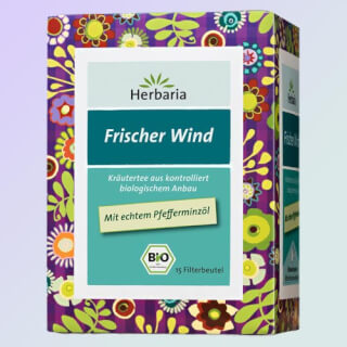Fresh Breeze organic herbal tea, 15 teabags