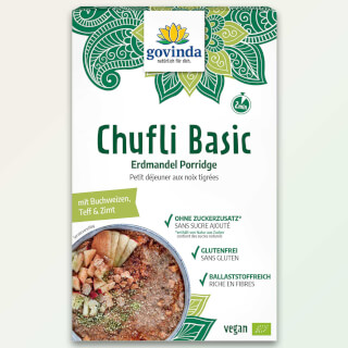 Chufli Basic organic Tigernut Breakfast, 500 g