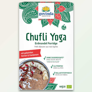 Chufli Yoga Tigernut Breakfast organic, 500 g