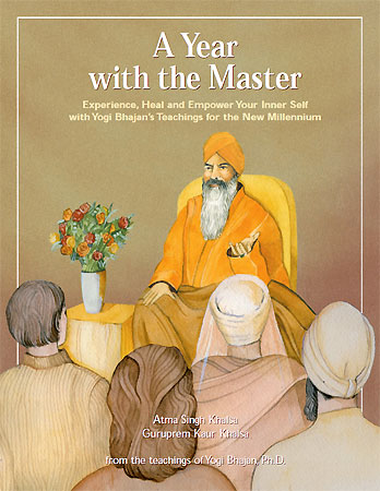 A Year with the Master - Yogagems avec Yogi Bhajan