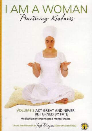 Act Great... - Yogi Bhajan DVD