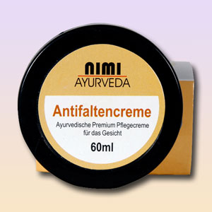 Anti Faltencreme Nimi Premium Bdih, 60 ml