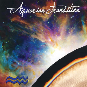 Aquarian Transition Gong - Mark Swan CD