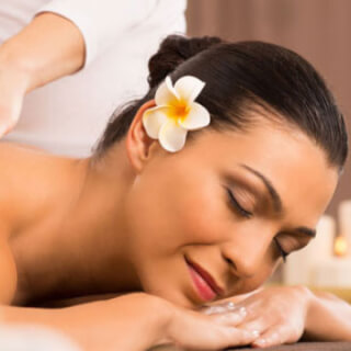 Ayurveda Massage Therapiebedarf