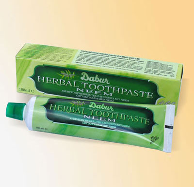 Ayurvedic & natural tooth care