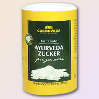 Ayurveda Sugar Fair Trade, 200 g SMALL
