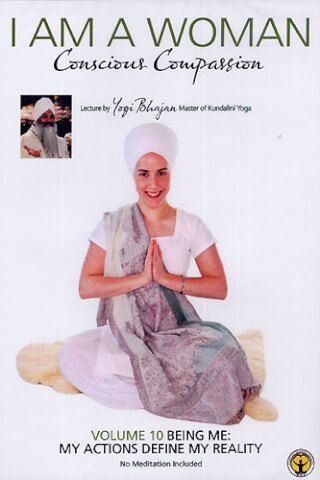 Being me, my actions...- Yogi Bhajan DVD
