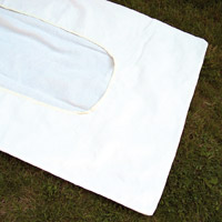 Covers for natural Yoga mats