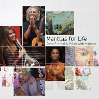 Mantras for Life - Deva Premal & Miten CD