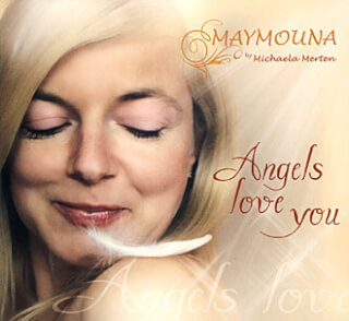 Angels Love You - Maymouna M. Merten CD