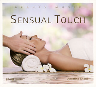 Sensual Touch - Angelina Shana CD