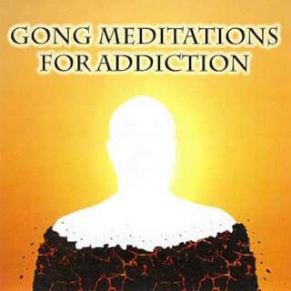 Gong Meditations for Addiction - Mark Swan CD
