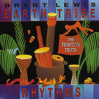 Earth Tribe Rhythms - Brent Lewis CD