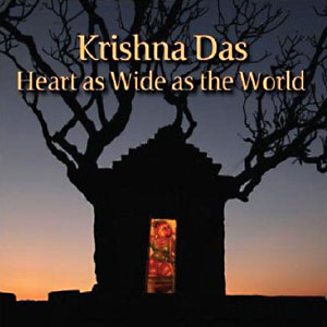 Heart as wide as the World - Krishna Das CD