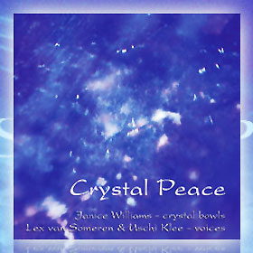 Crystal Peace - Lex van Someren CD