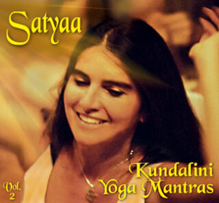 Kundalini Yoga Mantras Vol. 2 - Satyaa CD