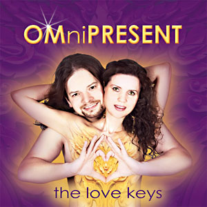 Omnipresent - The Love Keys CD