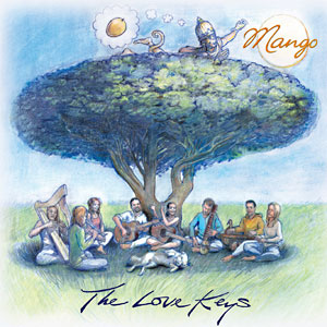 Mango - The Love Keys CD