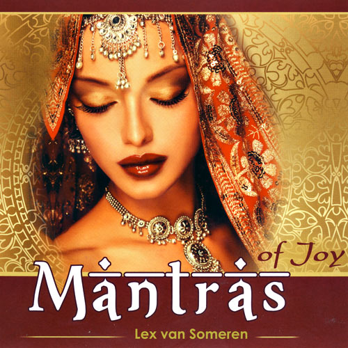 Mantras of Joy - Lex van Someren CD