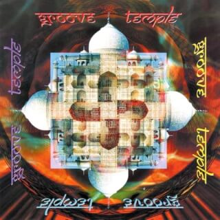 Groove Temple - Various Artists CD