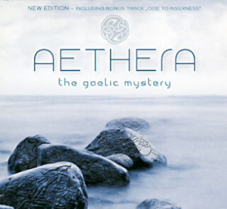 The Gaelic Mystery - Aethera CD