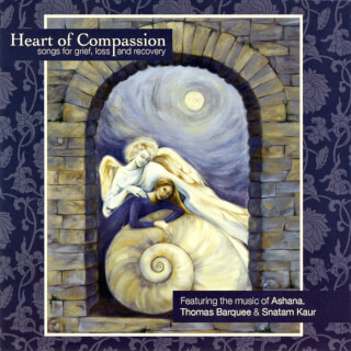 Heart of Compassion - Ashana & Various Artists CD