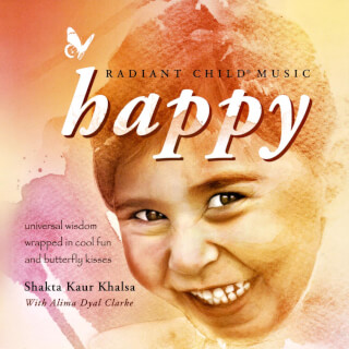 Happy - Shakta Kaur Khalsa CD