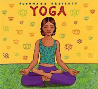 Yoga - Various Artists, Putumayo Presents Series CD