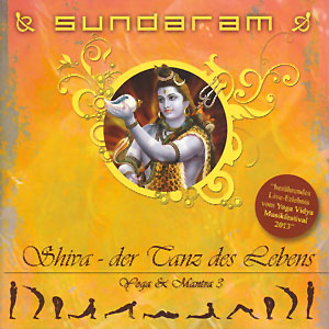 Yoga & Mantra Vol. 3 - Sundaram CD