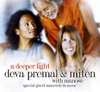 A Deeper Light - Deva Premal & Miten CD