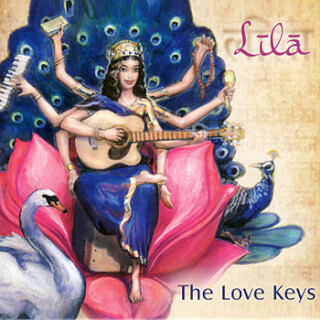 Leela (Lila) - The Love Keys CD