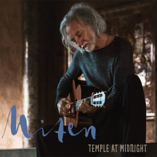 Temple at Midnight - Miten CD