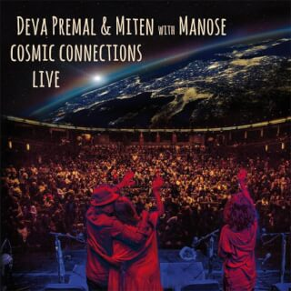 Cosmic Connections - Deva Premal, Miten & Manose CD