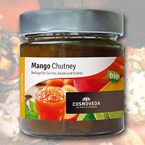 Chutney, Pâte de Curry, Coco & Co.